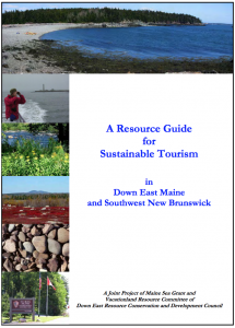 Resource Guide for Sustainable Tourism