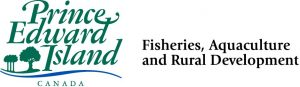 Prince Edward Island Fisheries, Aquaculture, and Rural Development logo