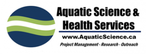 Aquatic Science and Health Service logo