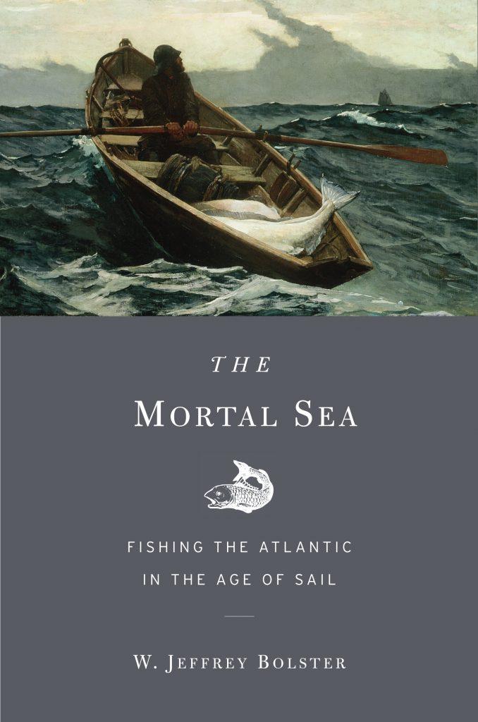 cover of THe Mortal Sea book