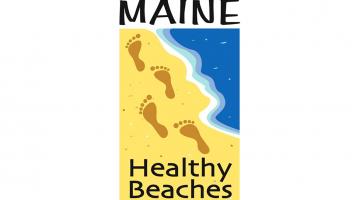 Maine Healthy Beaches logo
