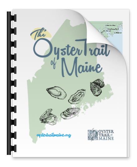 oyster trail publication cover