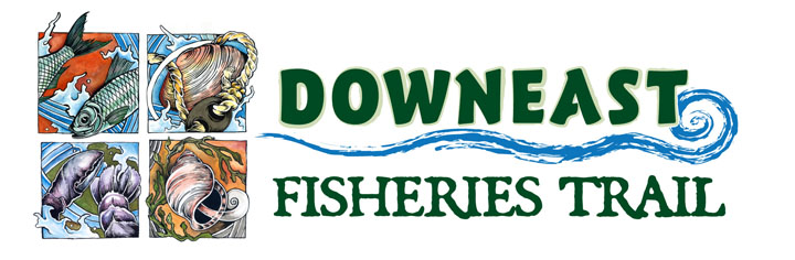 Downeast Fisheries Trail logo