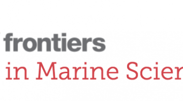 frontiers in marine science logo