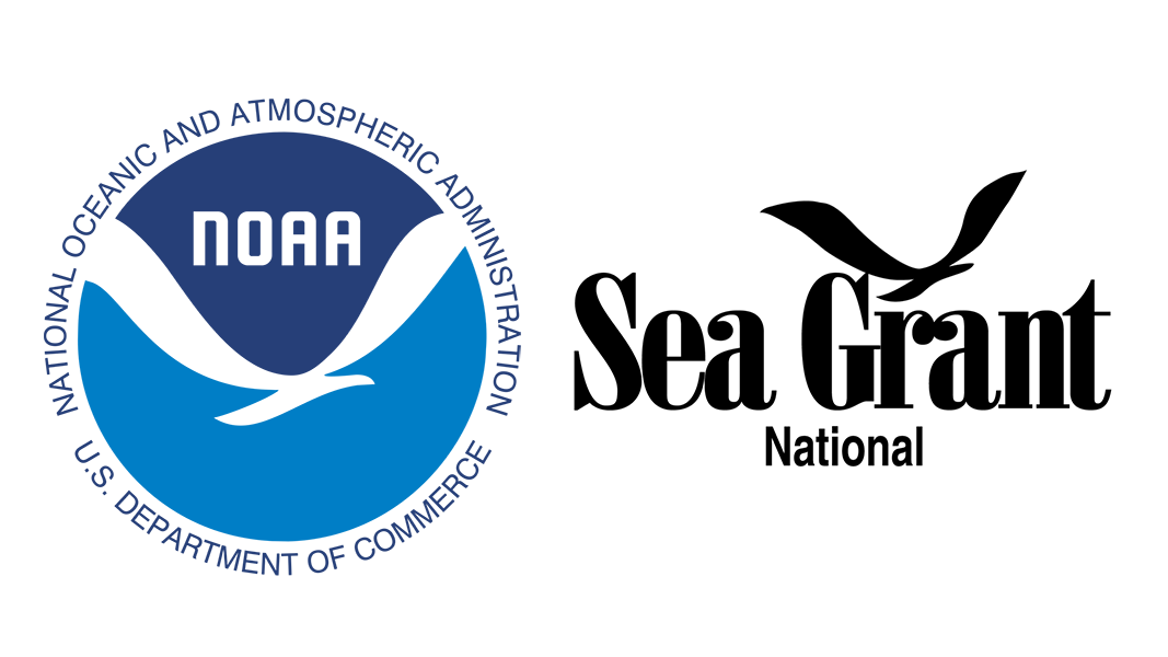 combined noaa and sea grant logos