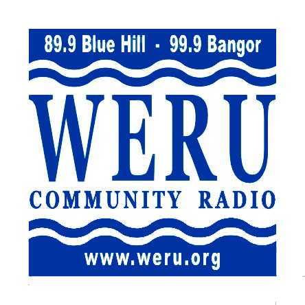 logo for WERU community radio