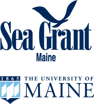 Maine Sea Grant and University of Maine logos