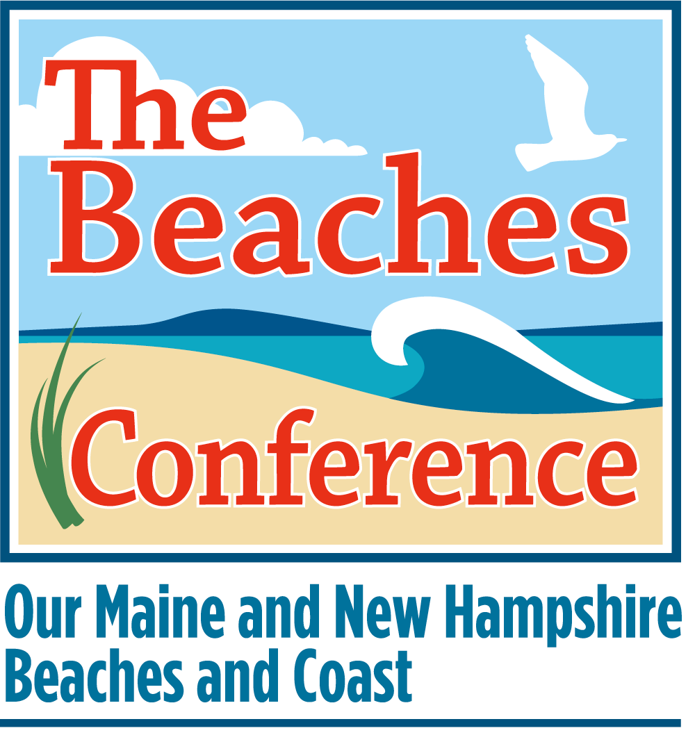 The Beaches Conference logo - Our Maine and New Hampshire Beaches and Coast