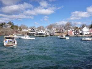 North Haven harbor