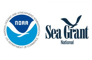 NOAA and National Sea Grant logos