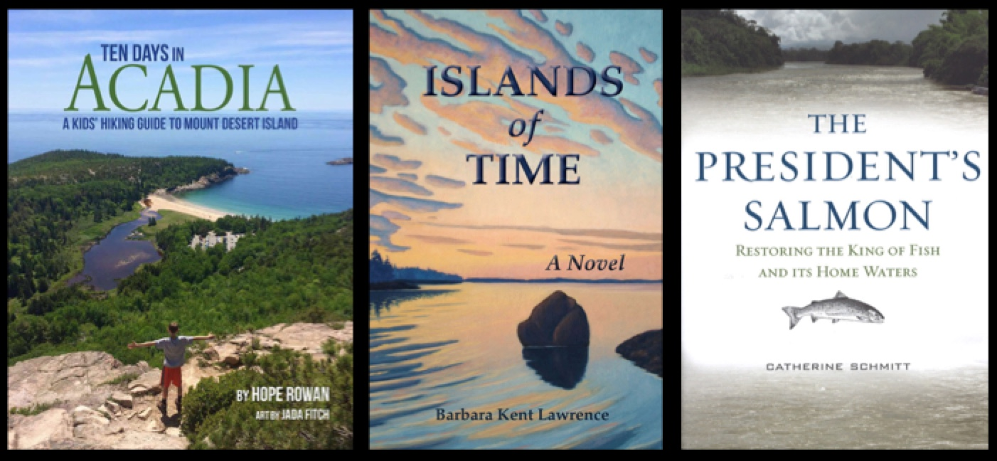 featured image for Coastal Conversations Radio Program: Maine Authors