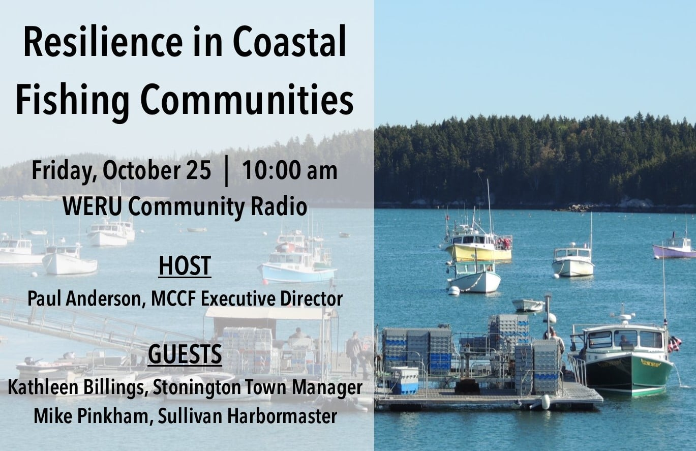 featured image for Coastal Conversations Radio Program: Resilience in Coastal Fishing Communities