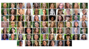 collage photo of the 2020 Knauss Fellows