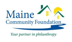 logo for maine community foundation