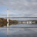 The Penobscot Narrows Bridge