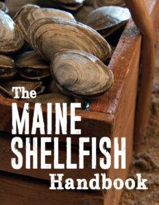 Cover of the Maine Shellfish Handbook