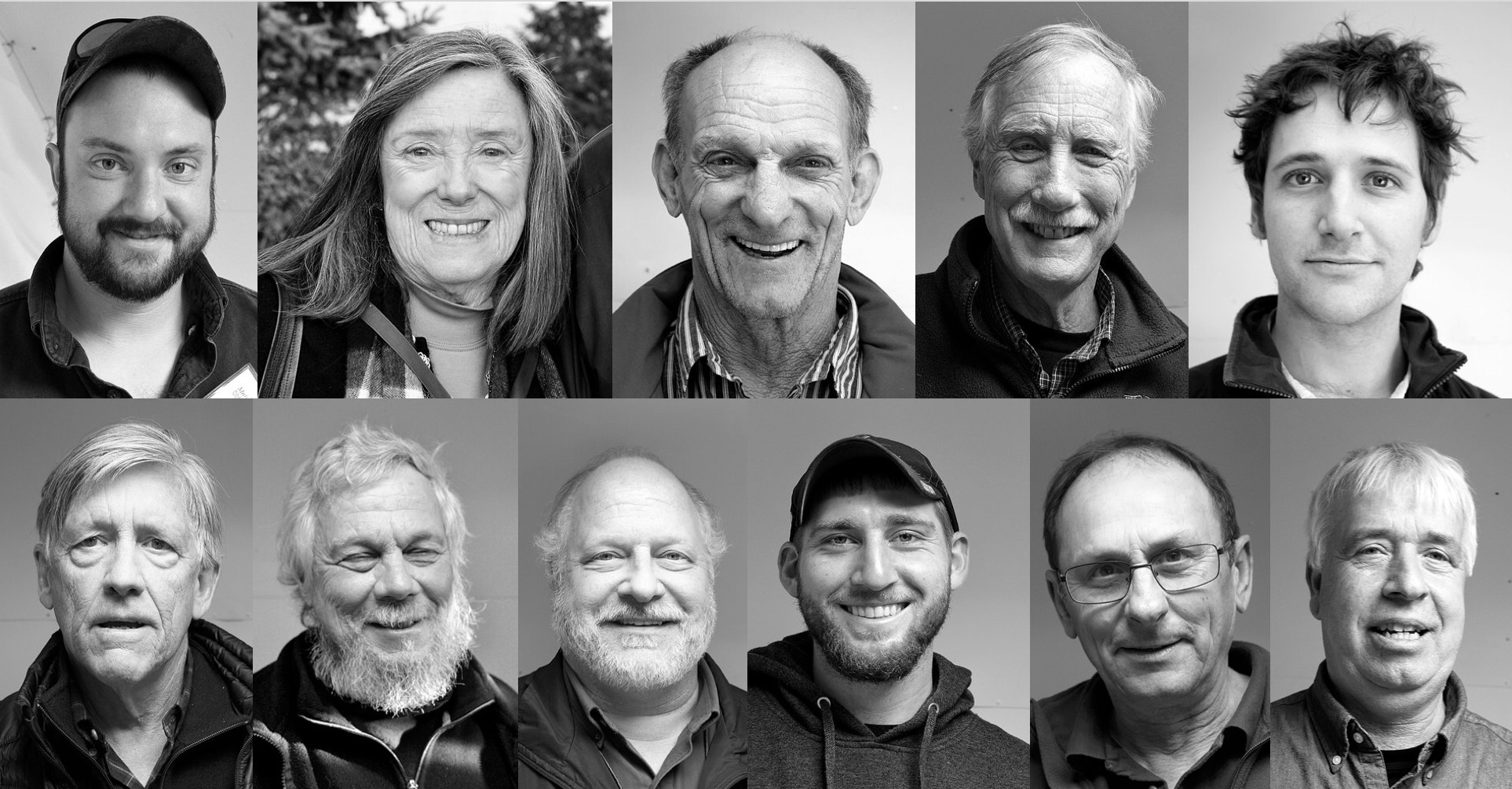 featured image for Coastal Conversations Radio Program: Voices of the Maine Fishermen's Forum, Perspectives from the Archives